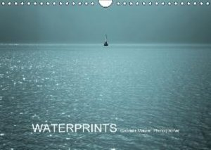 WATERPRINTS (Wall Calendar 2015 DIN A4 Landscape)