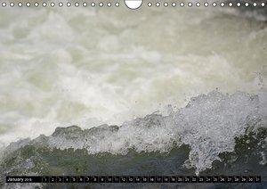 WATERPRINTS (Wall Calendar 2015 DIN A4 Landscape)
