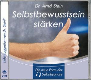 Selbstbewusstsein stärken. Stereo-Tiefensuggestion. CD