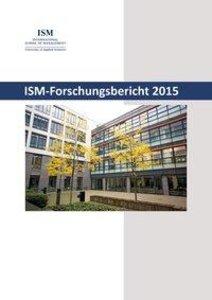 ISM-Forschungsbericht 2015