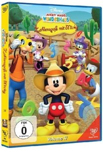Micky Maus Wunderhaus - Zahlenspaß mit Micky
