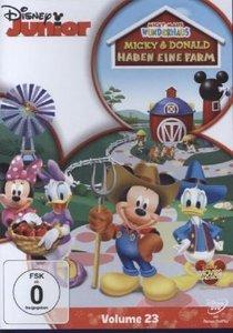 Micky Maus Wunderhaus - Micky und Donald haben eine Farm
