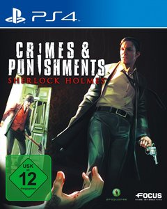 Sherlock Holmes: Crimes & Punishments (PlayStation PS4)