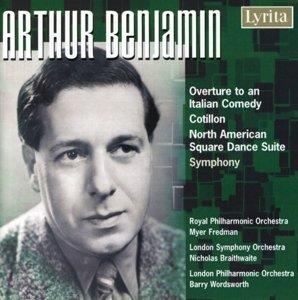 Benjamin Orchestral Works