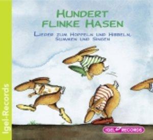 100 flinke Hasen