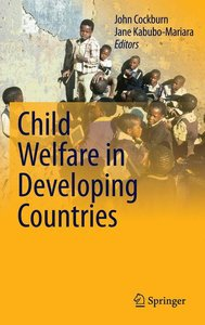 Child Welfare in Developing Countries