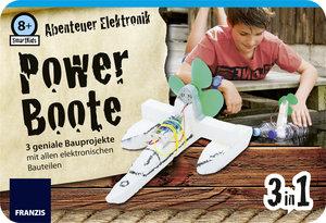 SmartKids Abenteuer Elektronik Powerboote