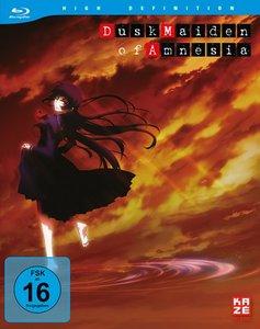Dusk Maiden of Amnesia - Blu-ray 1 + Sammelschuber [Limited Edit