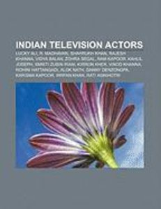 Indian television actors