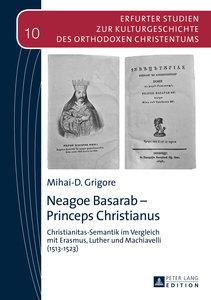 Neagoe Basarab - Princeps Christianus