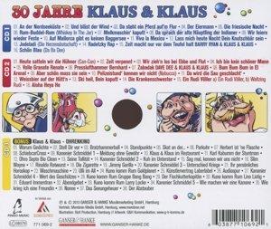 30 Jahre Klaus & Klaus-Die Box