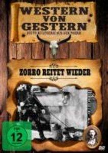 Zorro Reitet Wieder-Western Von Gestern