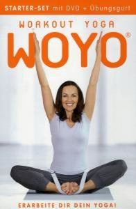 WOYO - Workout-Yoga Starter Set (Bundling DVD + Übungsgurt)