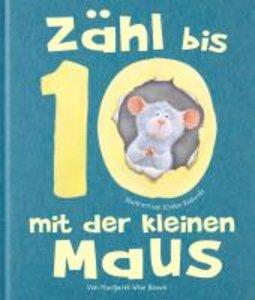 Zähle bis 10 mit der kleinen Maus