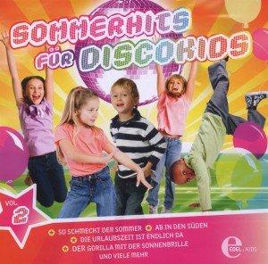 Sommerhits Für Discokids Vol.2
