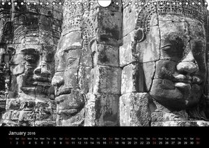 Indochina: Art Edition (UK Version) (Wall Calendar 2016 DIN A4 L
