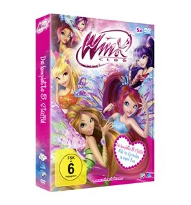 Winx Club - Die komplette 5. Staffel *Limited Edition*