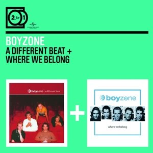 Boyzone: 2 For 1: A Different Beat/Where We Belong