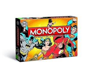 Monopoly DC (Comic) Original