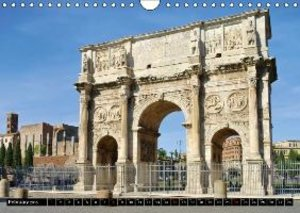 Rome - Eternal City (Wall Calendar 2015 DIN A4 Landscape)