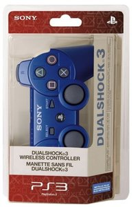 Sony Dualshock 3 Controller - Blau (Dual Shock 3)