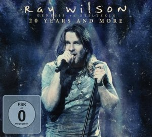 Genesis VS Stiltskin: 20 Years And More (2CD+DVD