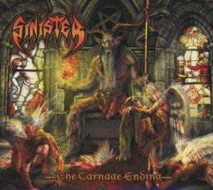 The Carnage Ending (Ltd.Digipak)