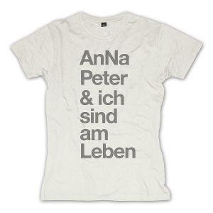 Anna Peter & Ich,Girlie,GR S,Natur