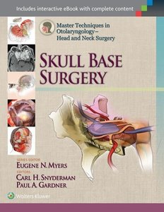 Master Techniques in Otolaryngology - Head and Neck Surgery: Sku