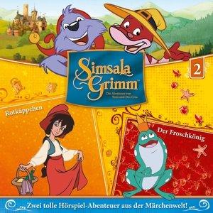 SimsalaGrimm 02: Rotkäppchen / Der Froschkönig