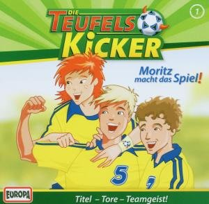01/Moritz macht das Spiel!