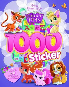 Disney Palace Pets - 1000 Sticker