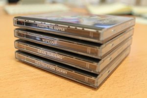 PlayStation - Untersetzer Classic - 4er Set (Offiziell lizensie