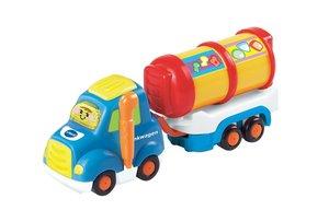 VTech 80-164504 - Tut Tut Baby Flitzer - Tankwagen und Anhänger