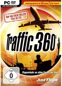 Flight Simulator X - FSX Traffic 360