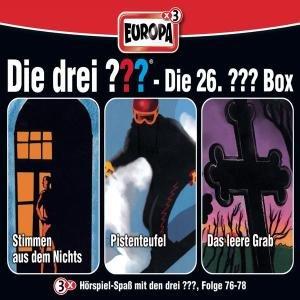 Die drei ??? Box 26. Folgen 76 - 78 (drei Fragezeichen)