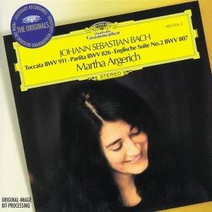 Toccata BWV 911/Partita BWV 826/+