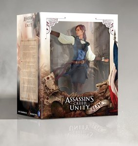 Assassins Creed Unity - Elise: The Fiery Templar - Figur (UBICol