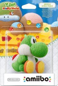 amiibo Yoshis Wooly World - Green Yarn Yoshi, Grüner Woll-Yoshi