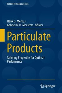 Particulate Products