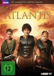 Atlantis-Staffel 2 (DVD)