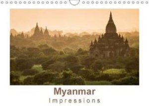 Myanmar Impressions (Calendrier mural 2015 DIN A4 horizontal)