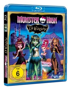 Monster High-13 Wünsche