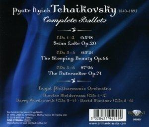 Complete Ballets