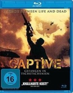 Captive-Gefangen in Tschetschenien-Blu-ray Dis