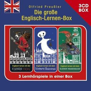 Die Große Englisch-Lernen-Box (3-CD Hspbox)
