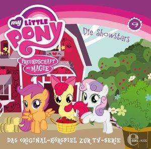 (9)Das Original Hörspiel z.TV-Serie-Die Showstars