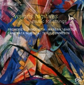 Visions fugitives-Musik für Streicher
