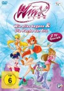 Winx Club Features 1 & 2