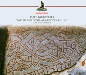 Concertos For Organ & Orchestra (Rheinberger,Josef